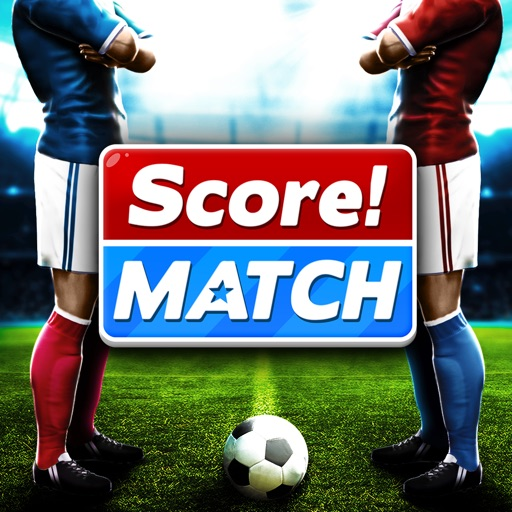 Score! Match app for iphone