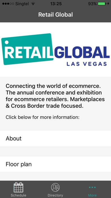 Retail Global screenshot 1