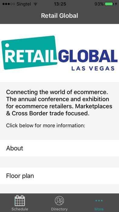 Retail Global screenshot 1