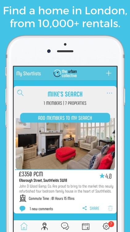 UrbanCo Rental Property Search