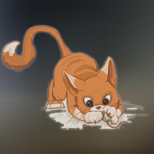Мышь для кота
