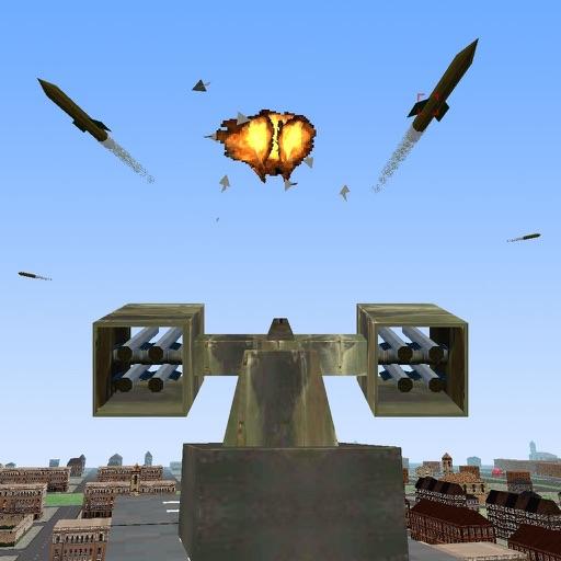 Patriotic Missile app icon图