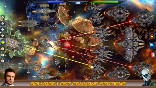 Armada Commander Screenshots