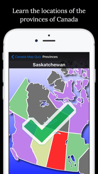 Geography Map Quiz Education Bundle On The App Store - Canada map quiz