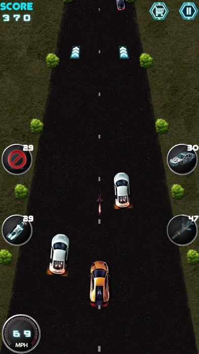 Swing Car Xtreme Race - A Cars Road Racing 3D Game Screenshot