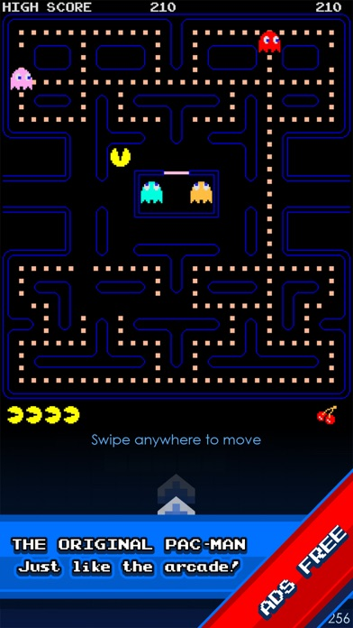 PAC-MAN Premium Screenshots
