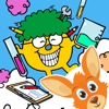 Rooplay Media Ltd. - Little Miss Inventor Chemistry  artwork
