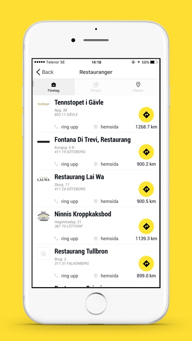 Eniro Navigation Offline GPS App Report On Mobile Action - Map sweden eniro
