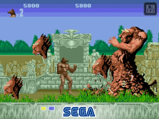 Altered Beast Classic Screenshots