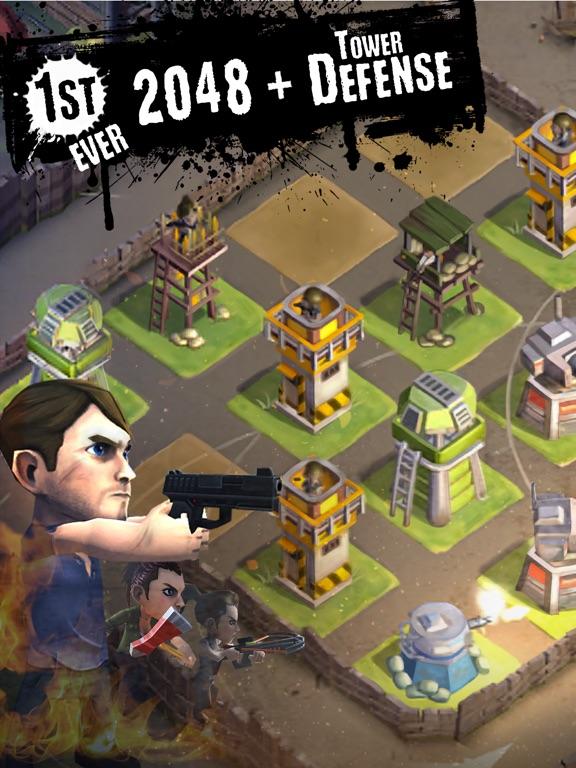 DEAD 2048 Screenshots