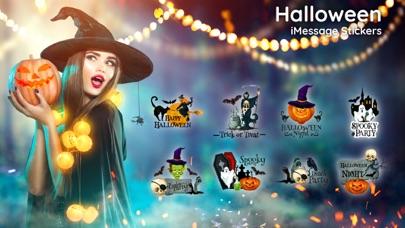 Halloween Happy Emoji Stickers review screenshots
