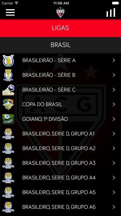 Atlético Clube Goianiense screenshot 4