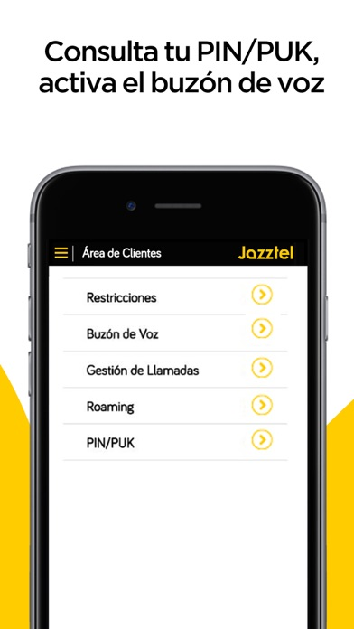 download Jazztel apps 2