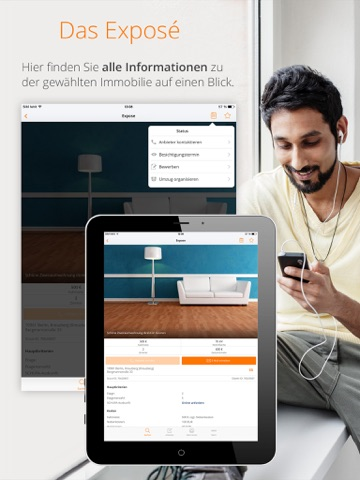 ImmobilienScout24 - Immobilien screenshot 4