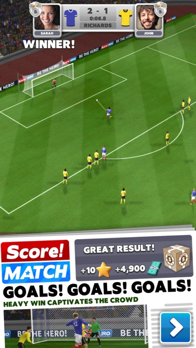 Score! Match Screenshot 1
