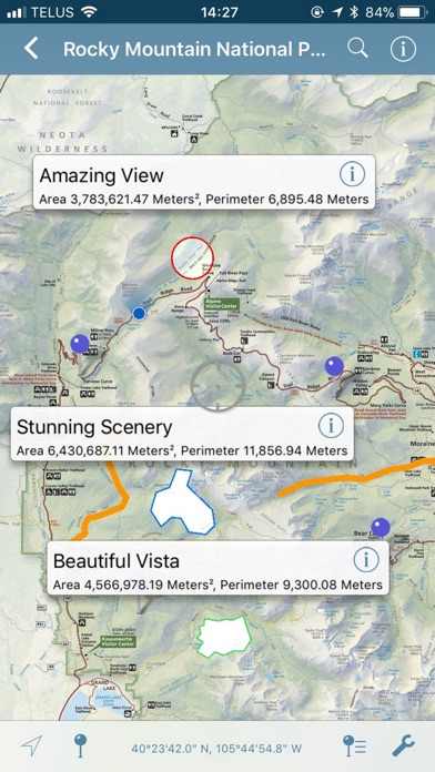 Avenza Maps On The App Store - Us map iphone developer