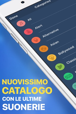 Ringtones for iPhone & Maker screenshot 1