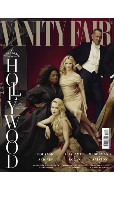 Screenshot of Vanity Fair Italia5