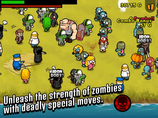 Infect Them All 2 : Zombies Screenshots