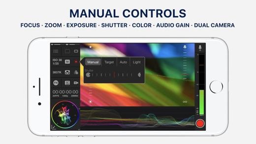 MAVIS - Pro Camera Screenshots