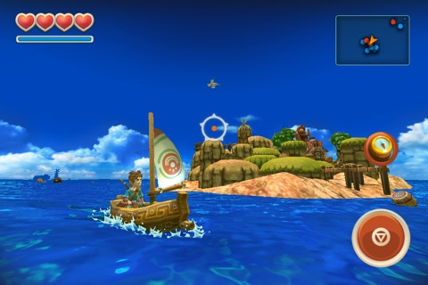 Oceanhorn ™ screenshot 2