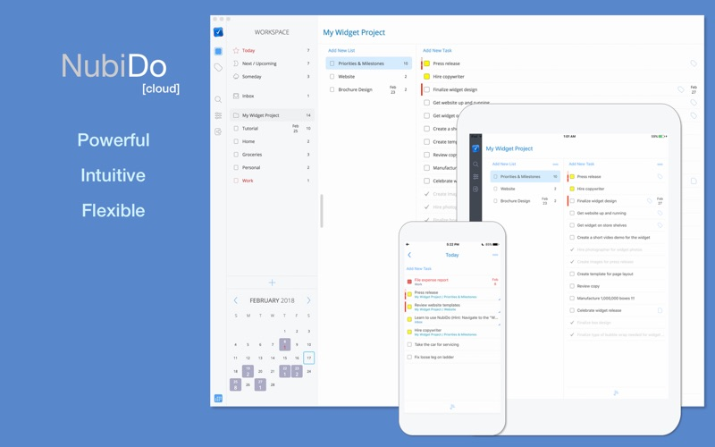 NubiDo [cloud] for Mac