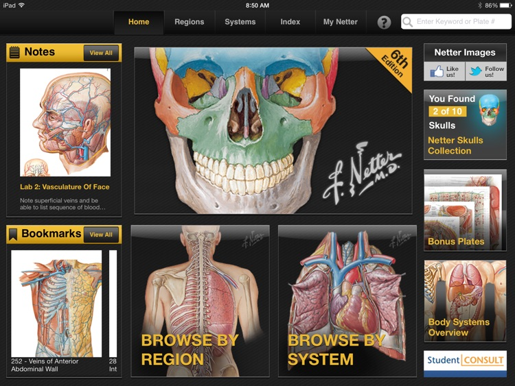Netter\'s Anatomy Atlas by Elsevier Inc.