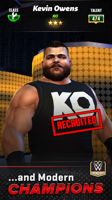 WWE Champions - Action RPG screenshot 4