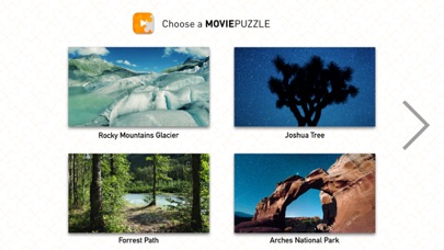 MoviePuzzles – Nature screenshot 1