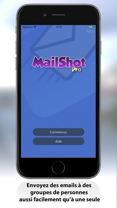 Screenshot MailShot Pro