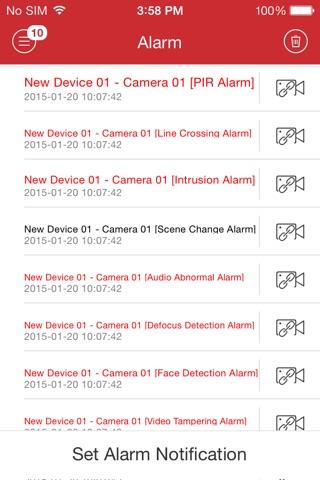 iVMS-4500 lite screenshot 3