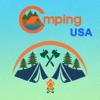 Camping USA Icon