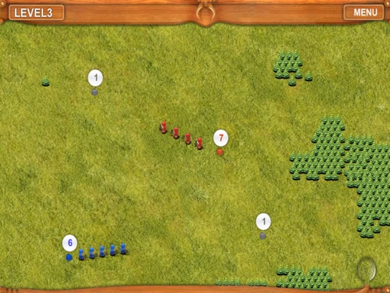 Screenshot #3 for Little Wars — Conquer Game