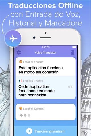 Voice Translator & Dictionary. screenshot 2