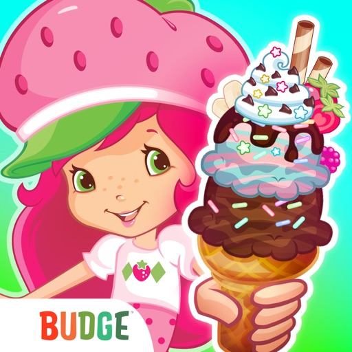 Strawberry Shortcake Ice Cream app for ipad