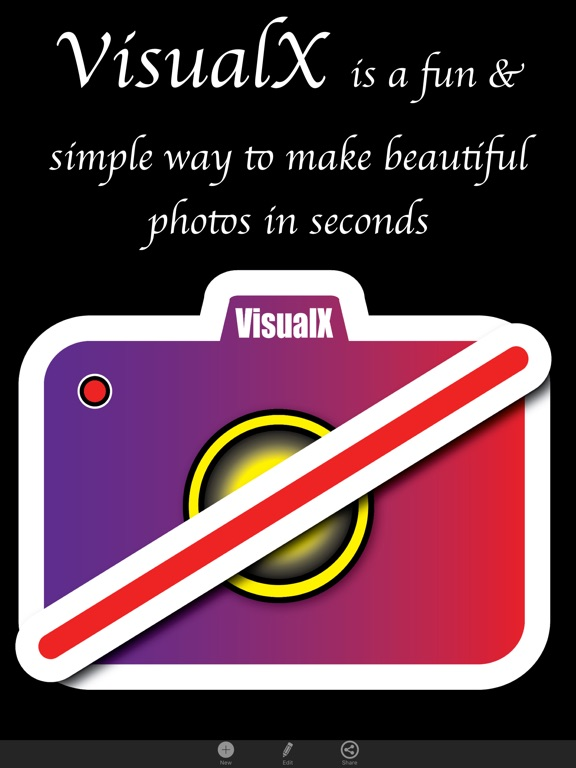 VisualX - Enhance Blend & Edit Screenshots