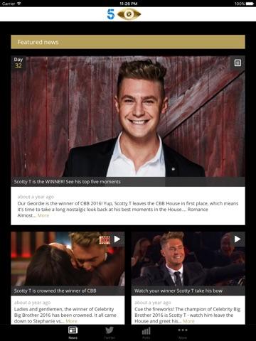 Big Brother Official App screenshot 1