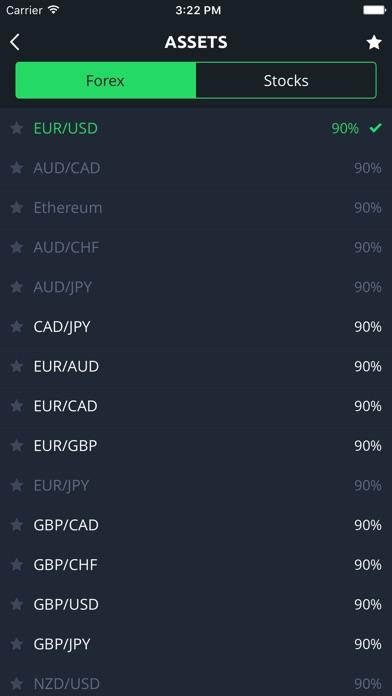Binatex - курсы валют и акций в реальногом времениСкриншоты 3