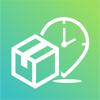 荷物管理:荷物の追跡、再配達依頼が簡単!