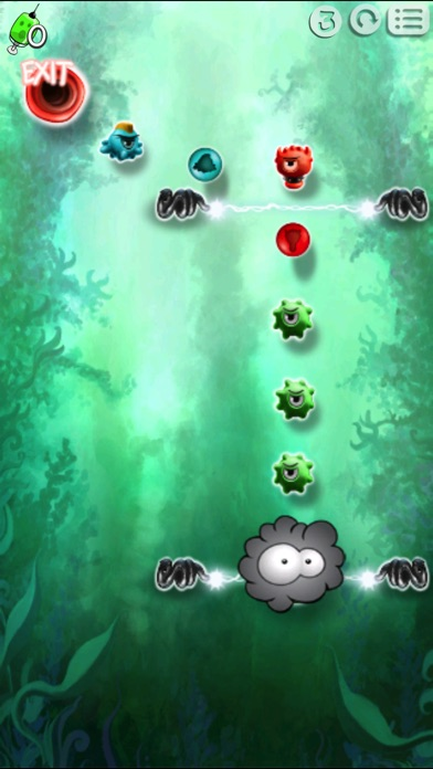 Screenshot #9 for Get the Germs: Addictive Physics Puzzle Game