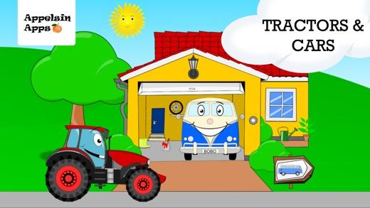Bobo Garage Car Games Baby 1-3 Screenshots