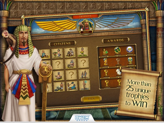 Screenshot #4 for Cradle of Egypt (Premium)