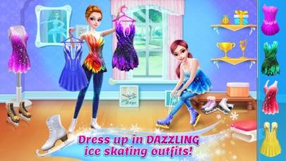 Ice Skating Ballerina  Screenshot