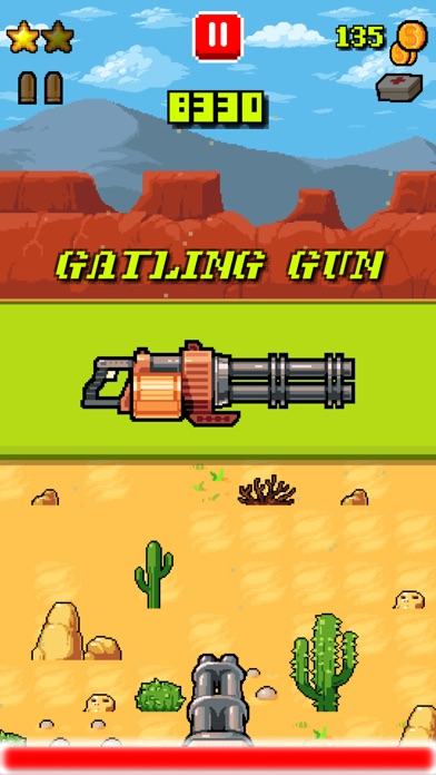 Screenshot von One Hit Cowboy1