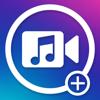 Editor de videos con música
