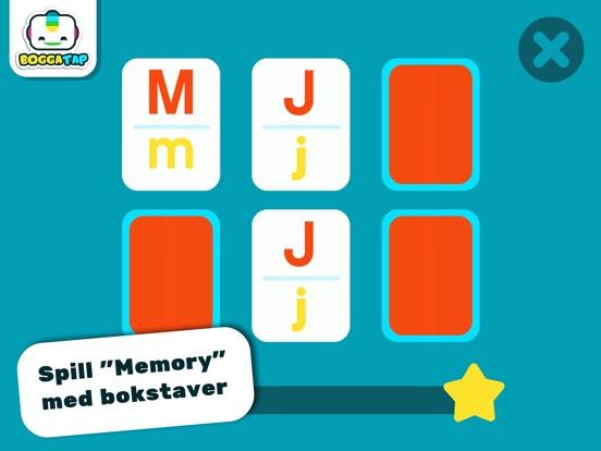 norsk alfabet spill