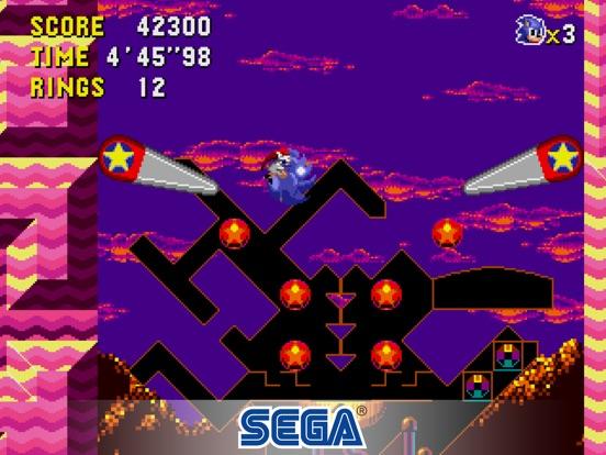 Sonic CD Classic Screenshots