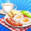 朝食の時間 - キッチンレストラン