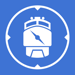 MBTA Commuter Rail Tracker