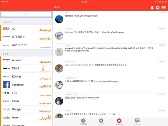 Downdetector Screenshot